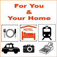 Restaurants, Car Service, Travel, Contruction, NJ