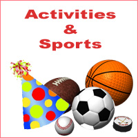 Asctivties and Sports in North New Jersey